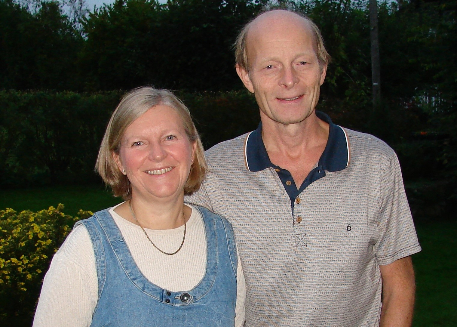 Betty Ann Kortner Hasting og Øyvind Hasting